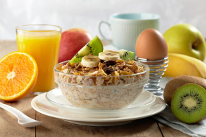breakfast_granola