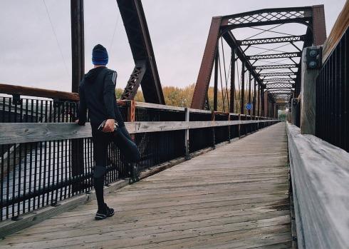 Runner Exercise Run Fitness Athlete